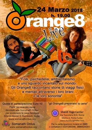Orange 8
