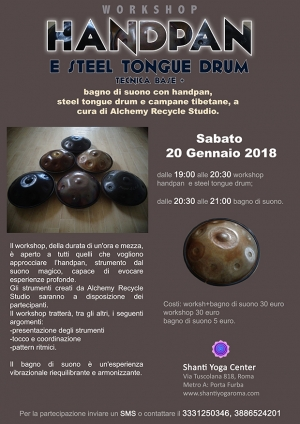 Workshop Handpan