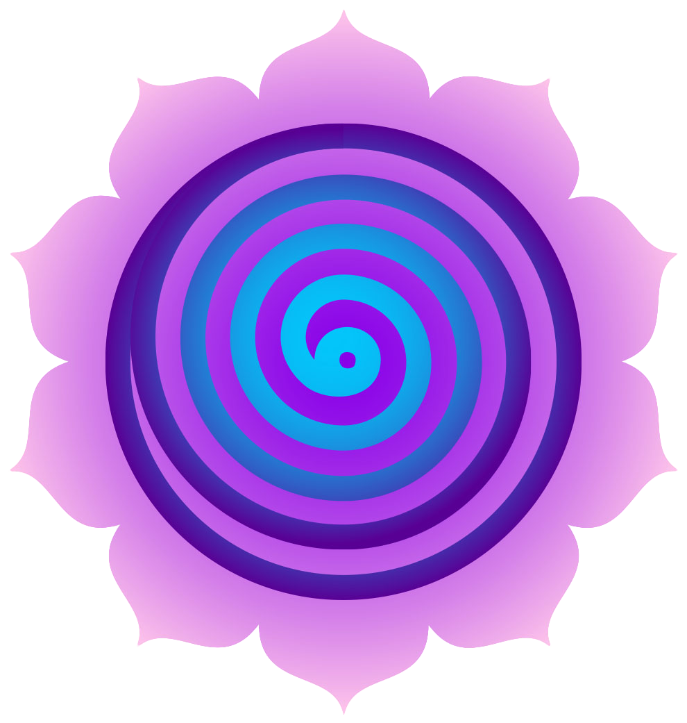 Logo shanti yoga roma without background